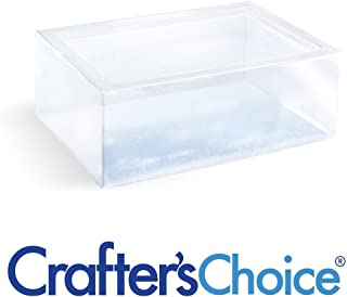 Crafter's Choice Premium Extra Clear Melt & Pour Soap Base MP Soap Base
