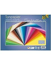 Folia - gekleurd papier mix