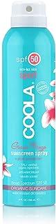 Coola Sunscreen Body Sport Continuous Citrus mimosa SPF30