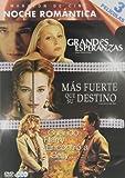Pack Maraton De Cine; Noche Romantica 2: Grandes Esperanzas + Más Fuerte Que Su Destino + Cuando Harry Encontró A Sally [DVD]