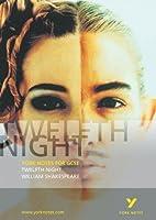 Twelfth Night (York Notes) by David Pinnington(2002-11-06)