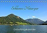 Schliersee Natur pur (Tischkalender 2022 DIN A5 quer): Naturparadies in den...