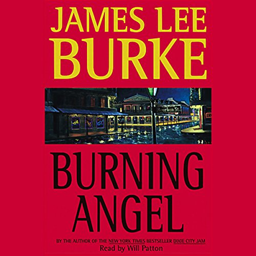 Burning Angel cover art