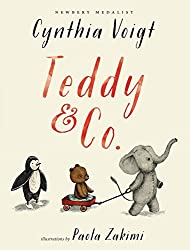 Teddy and Co book by Cynthia Voigt