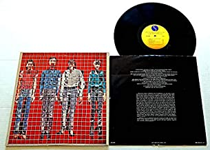 Talking Heads MORE SONGS ABOUT BUILDINGS AND FOOD - Sire Records 1978 - USED Vinyl LP Record - 1978 Pressing MASTERDISK - ...