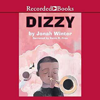 Dizzy audiobook cover art