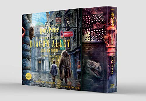 Harry Potter: A Pop-up Guide to Diagon Alley and Beyond (slipcase edition)