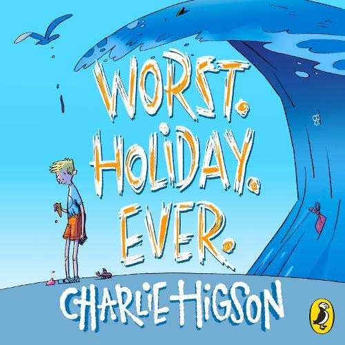 Worst. Holiday. Ever cover art
