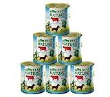 Dehner Best Nature Hundefutter Light Rind und Zucchini, 6 x 800 g (4.8 kg)