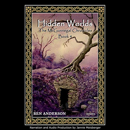 Hidden Worlds audiobook cover art