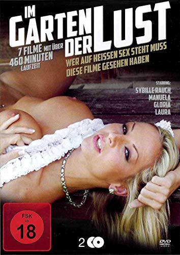 Garten der Lust - 7 erotische Filme [2 DVDs]