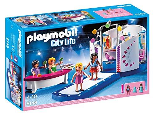 PLAYMOBIL: City Life Pasarela de Moda Juegos