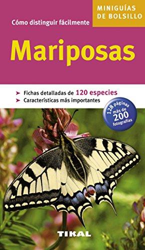 Mariposas (Miniguias De Bolsillo)