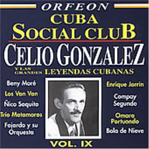 Vol.9-Cuba Social Club