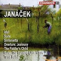 Sinfonietta / Idyll / Suite for String Orchestra