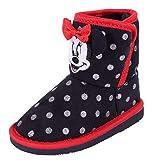 -:- Minnie Mouse -:- Disney -:- Bottes Esquimaux Noires 28 / UK 10