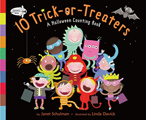 10 Trick-or-Treatersの詳細を見る