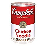 Campbell's, Condensed Chicken Noodle Soup, 10.75oz Can (Pack of 6)