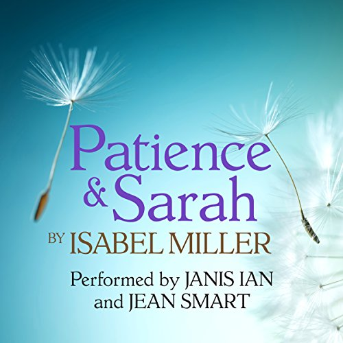 Patience and Sarah audiobook cover art