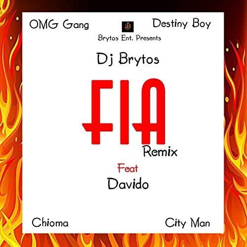 DJ Brytos feat. DaVido, Chioma, City Man, OMG Gang & Destiny Boy