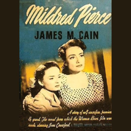 Mildred Pierce  Audiolibri