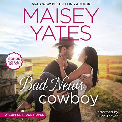 Bad News Cowboy cover art