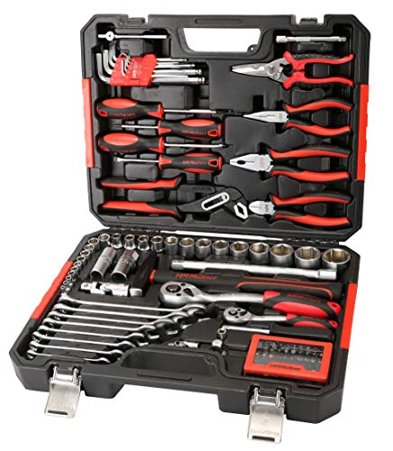 Profi Universal-Werkzeugkoffer 96-teilig