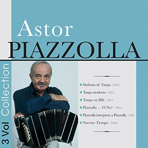 Astor Piazzolla - 6 Original Albums