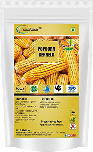 Best Prices! Neotea Pop Corn Kernels, 300g