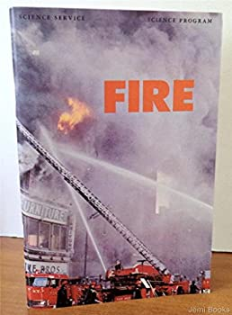 Pamphlet Fire - Science Program - How To Make Fire - Atomic Fire Book