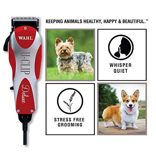 Product Image 12: Wahl Professional Animal Deluxe U-Clip Dog Clipper