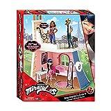 Bandai Miraculous-La Chambre de Marinette-Univers de Jeu Compatible avec Les poupées 26 cm, P50660, Multicolore