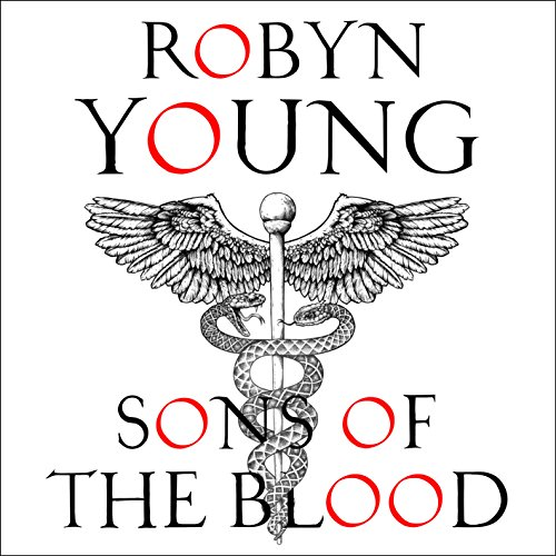 Sons of the Blood audiobook cover art