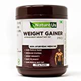 Natureus Ayurvedic Medicine Weight Gainer Increase Muscles Powder Health Care Supplement