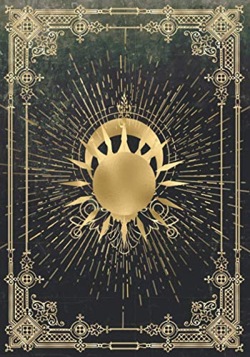 Age of the Cursed Crown Campaign Notebook: RPG Journal Mixed Paper Ruled, Graph, Hex