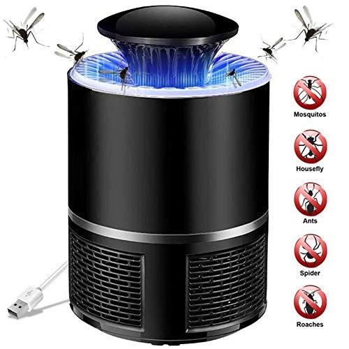 Muggendoder Lamp, Usb Bug Zapper Licht, Uv Insect Trap, Met ingebouwde Ventilator, Voor Office Thuis Baby Zwangere Vrouw