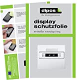 dipos I 2x Screen Protector matte compatible with Siemens