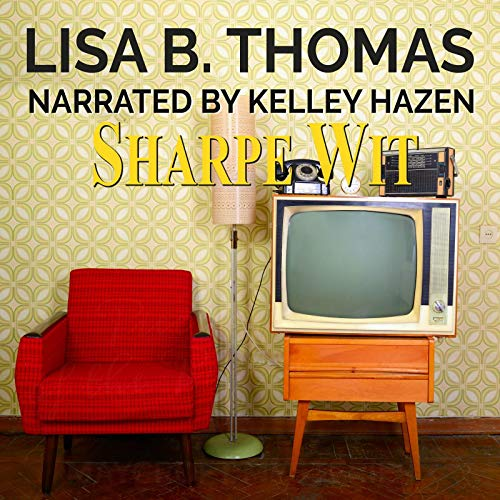 Sharpe Wit audiobook cover art