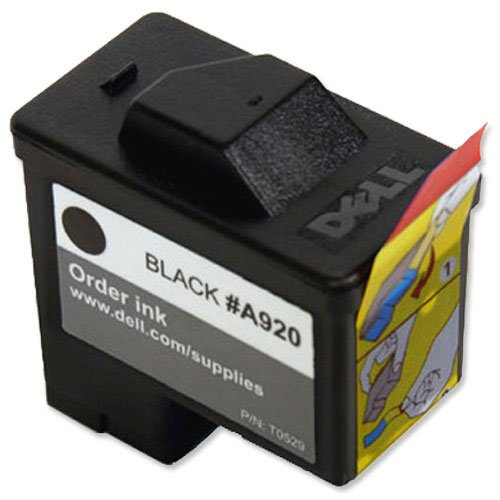 Dell 720/A920 Inkjet Cartridge Black T0529