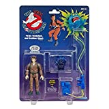 The Real Ghostbusters Retro Figures - Peter Venkman and Grabber Ghost