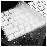 i-Buy Teclado Cubierta para Apple Magic Keyboard, Ultra Delgado Keyboard Cover TPU Pegatin...
