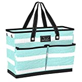 SCOUT BJ Bag, Large Tote Bag with 4 Exterior Pockets & Interior Zippered Compartment, Can You Belize