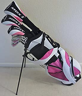 Womens Petite Complete Custom Made Golf Set Clubs for Ladies 5'0