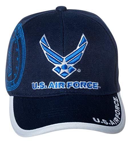 Artisan Owl Lizenzierter Hut mit Flügel-Logo, Blau