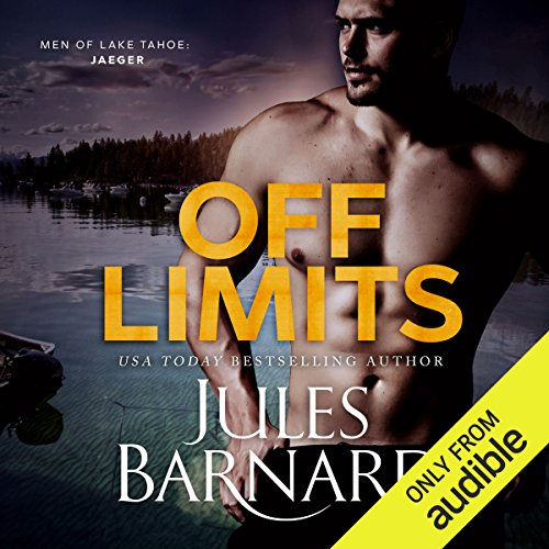 Off Limits audiobook cover art