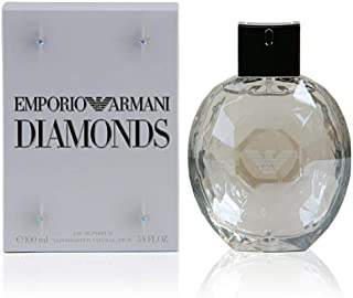 Emporio Armani Diamonds Agua de Perfume - 100 ml