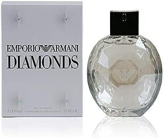 Giorgio ArmaniEmporio Armani Diamonds for Women - 3.4 Ounce EDP Spray