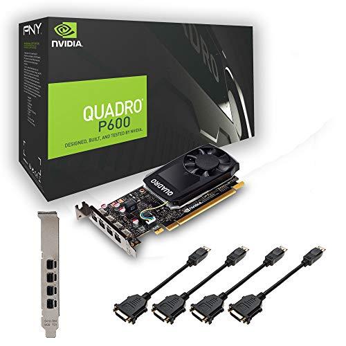 PNY Quadro P620 DVI 2GB GDDR5