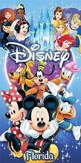 Spectacular Disney All Cast Beach Towel, 30