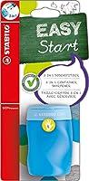 Stabilo EASYergonomics experts Taille-crayon ergonomique 3 en 1 Gaucher Bleu